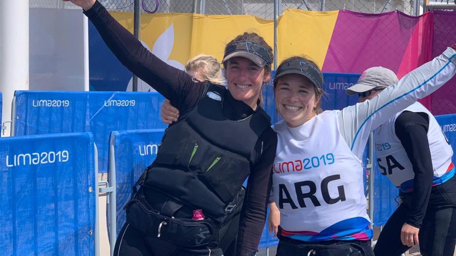 Victoria Travascio y María Sol Branz son las deportistas argentinas involucradas.