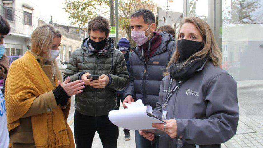 La directora de Migraciones Florencia Carignano habló del cupo de ingreso para viajeros en el exterior.