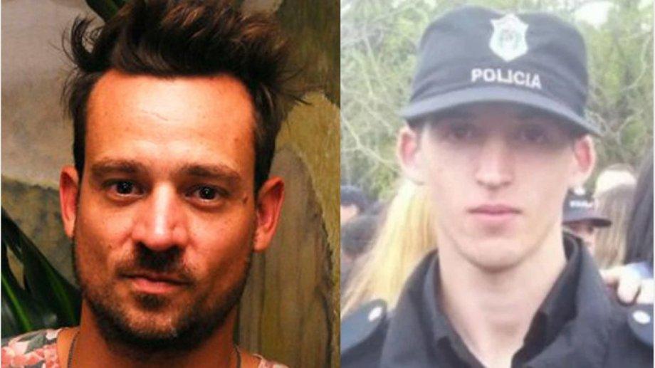 """La defensa del policía Facundo Amendolara,  que baleó a """"Chano"""", pidió la eximición de prisión."""