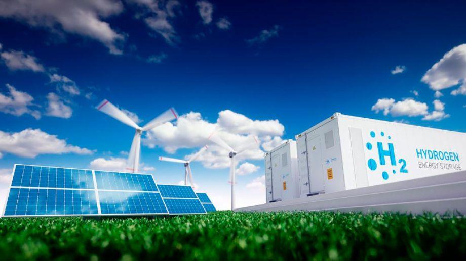 El potencial de las energías renovables de Argentina es una ventaja según los embajadores para fomentar el hidrógeno.