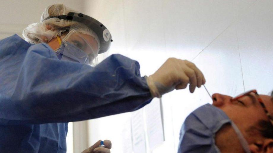 Las miradas están puestas en la evolución de la variante Delta en el país. La vacuna Sinopharm es una de las más usadas.