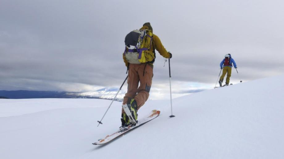 El esquí de travesía tuvo un crecimiento explosivo en los últimos años. Foto: archivo