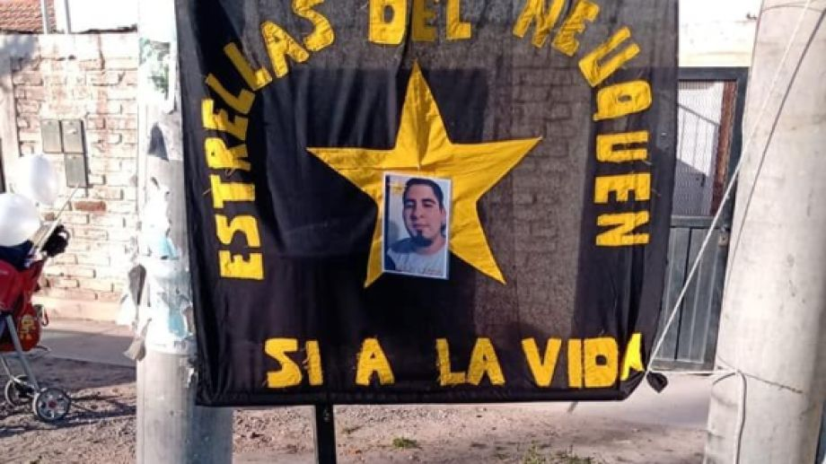 El homenaje a Maxi Lagos fue el primero que se realizó en Neuquén con la nueva legislación.