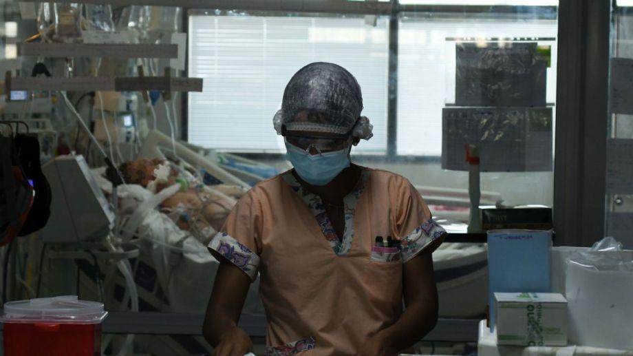 Argentina lleva casi dos meses con los contagios en bajada (Foto: Télam)