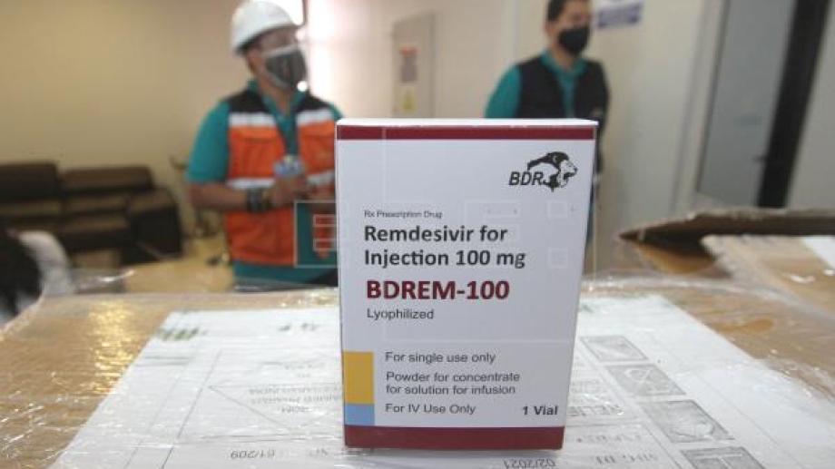 El Remdesivir se usa en Estados Unidos en los pacientes con coronavirus y también en Argentina.