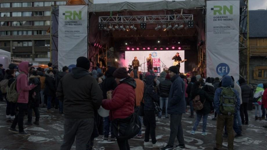 Piden que se investigue la organización de esta Fiesta de la Nieve y las anteriores. Foto: archivo