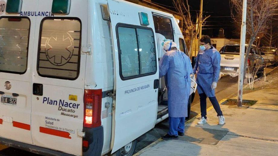 El geriátrico de Chos Malal tuvo un brote de coronavirus, pero están todos bien por la vacuna. (gentileza FM Patagonia)