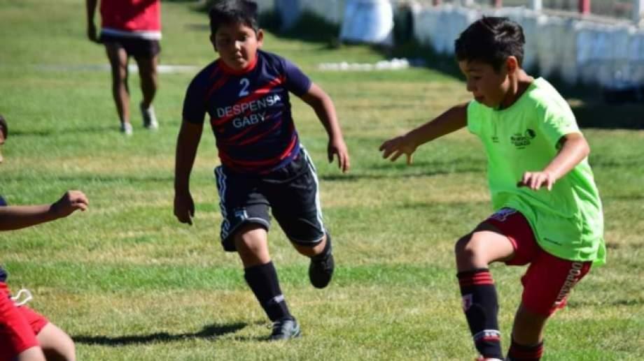 Ian Vidal tiene 9 años. Foto: gentileza