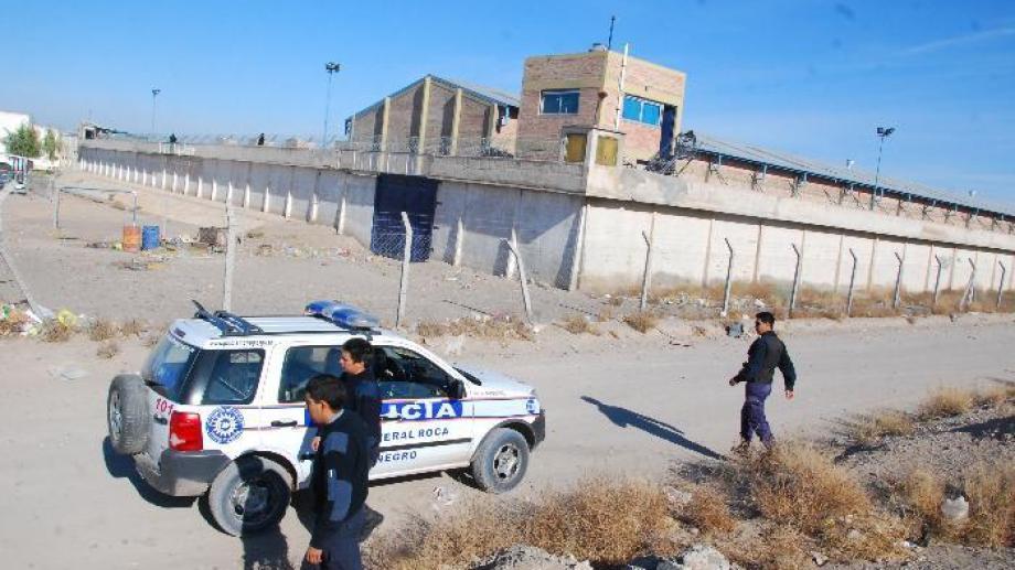 En el  2013, Loreto se escapó del Penal 2, con la ayuda de varios internos. (foto archivo)