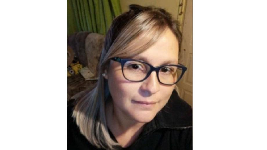 Mónica tenía 34 años,  dos hijas y se había recibido de docente este año.