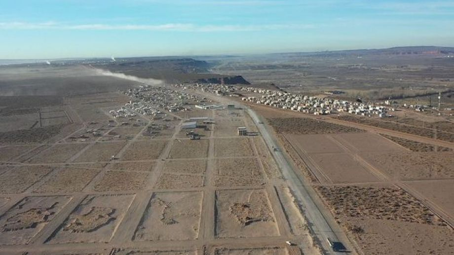 La nueva ruta unirá la 7 y la 17 en la zona más alta de la meseta. (Neuquén Informa)