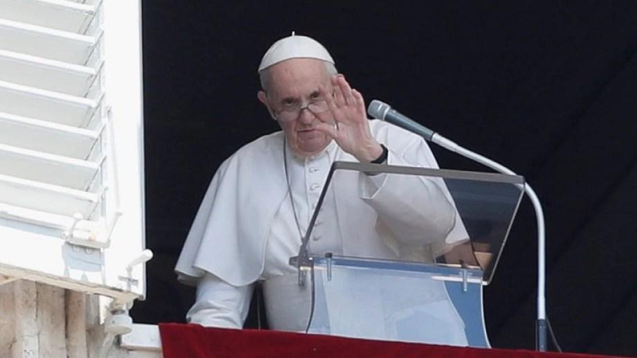 """Es """"particularmente detestable la hipocresía en la Iglesia"""", denunció el papa Francisco."""