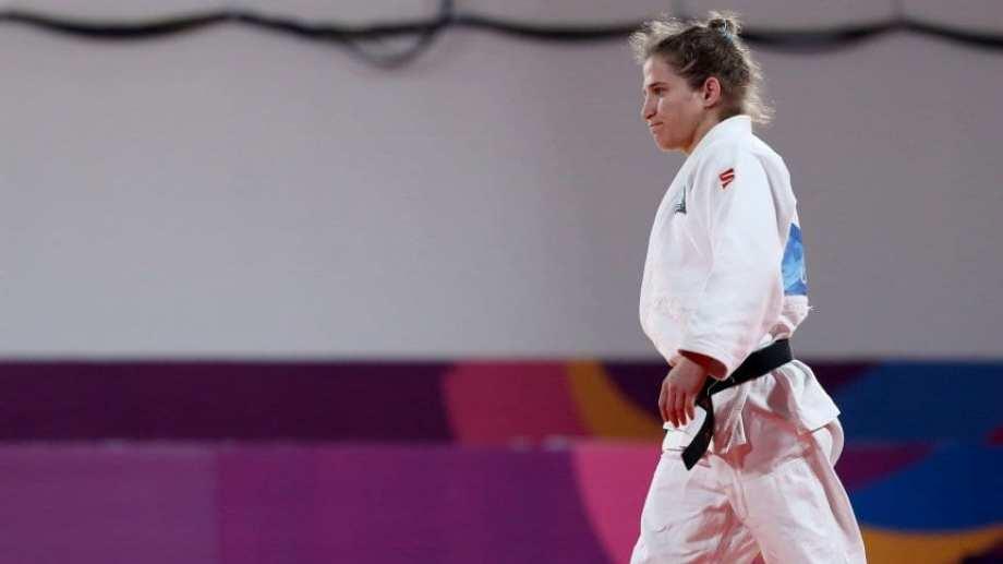 Paula Pareto competirá hoy en judo.