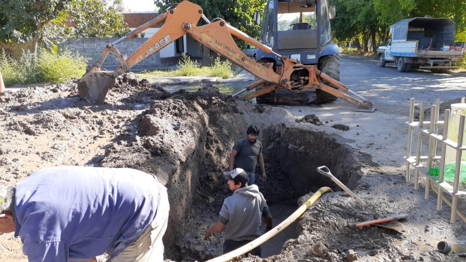 Por tres horas se interrumpió el suministro de agua potable en Regina. (Foto archivo)