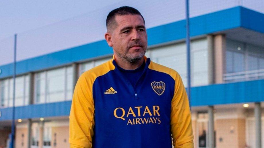 Juan Román Riquelme y sus declaraciones después del escándalo en el que se vio inmerso Boca.