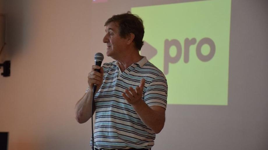 Tortoriello es uno de los candidatos de Juntos por el Cambio en las PASO.