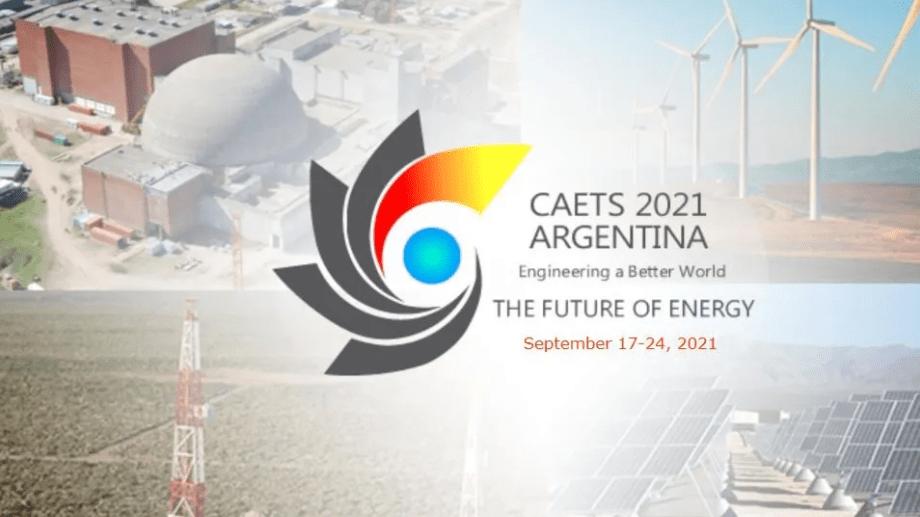 Se desarrollará por streaming del 21 al 24 de septiembre organizado por la Academia Nacional de Ingeniería de Argentina.