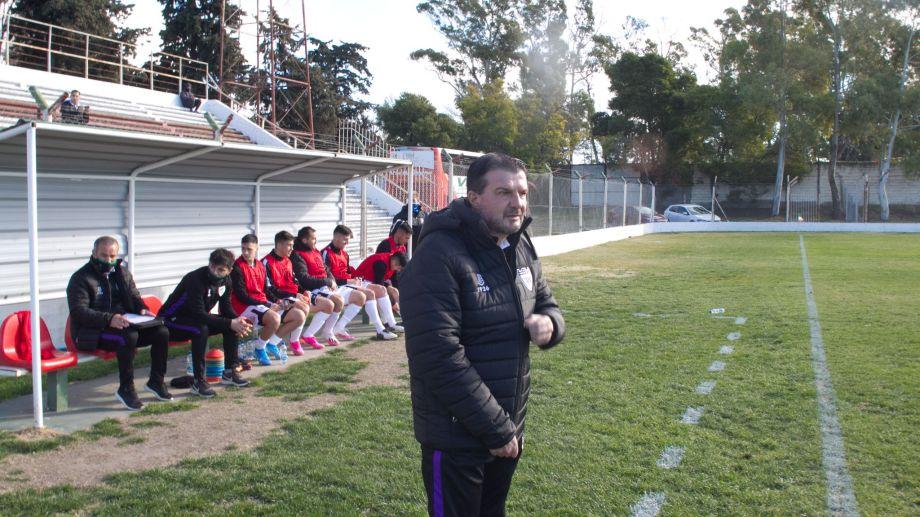 Raggio no podrá estar en el banco contra Olimpo y Sportivo Peñarol.