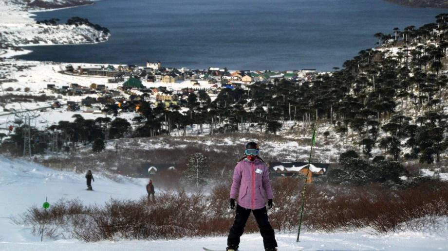 Foto:  Caviahue Ski Resort