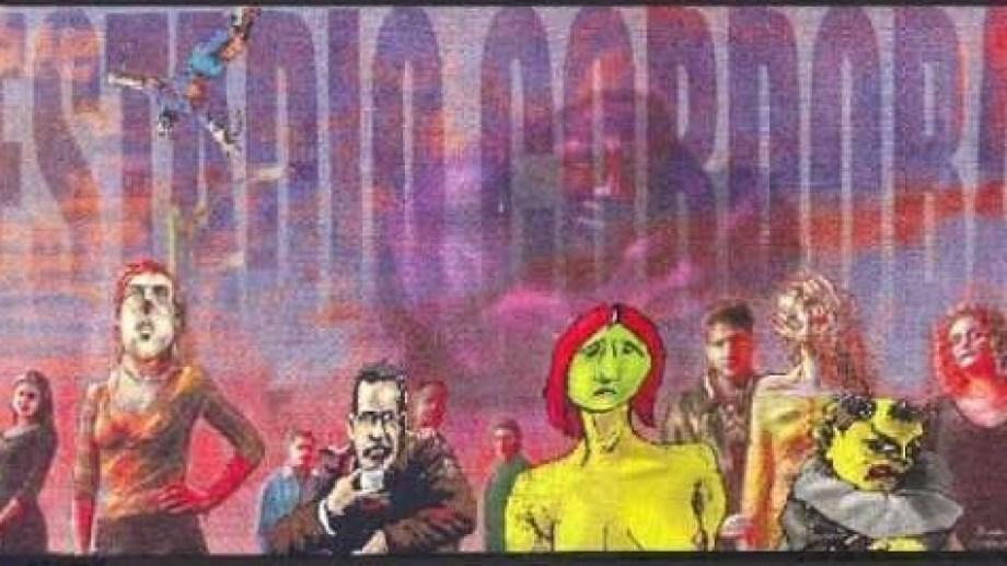La estética de Rocambole le dio a Los Redondos su ú último toque estético.