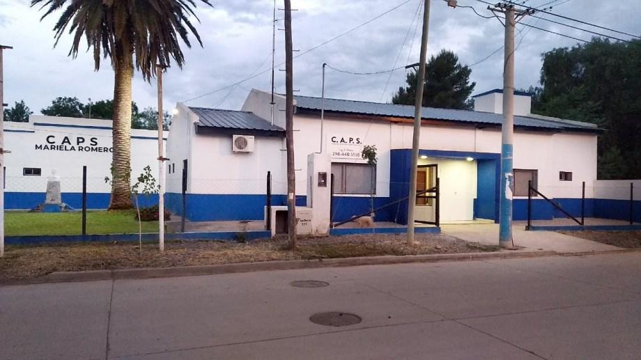 ATE reclama mayor seguridad para el personal de Salud tras un ataque a una enfermera de Godoy. (Foto Néstor Salas)