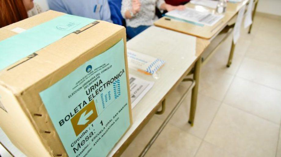 Las elecciones municipales serán el 24 de octubre. Foto: Poder Judicial de Neuquén