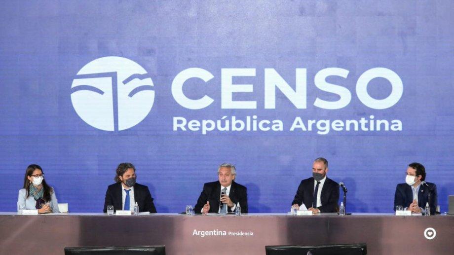 El censo nacional se realizará de forma virtual desde el 16 de marzo y de forma presencial, el 18 de mayo. (Gentileza).-