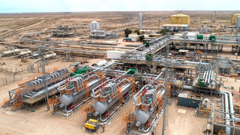 El bloque alcanzó la producción de 1,4 millones de barriles de petróleo por día. (Foto: gentileza)