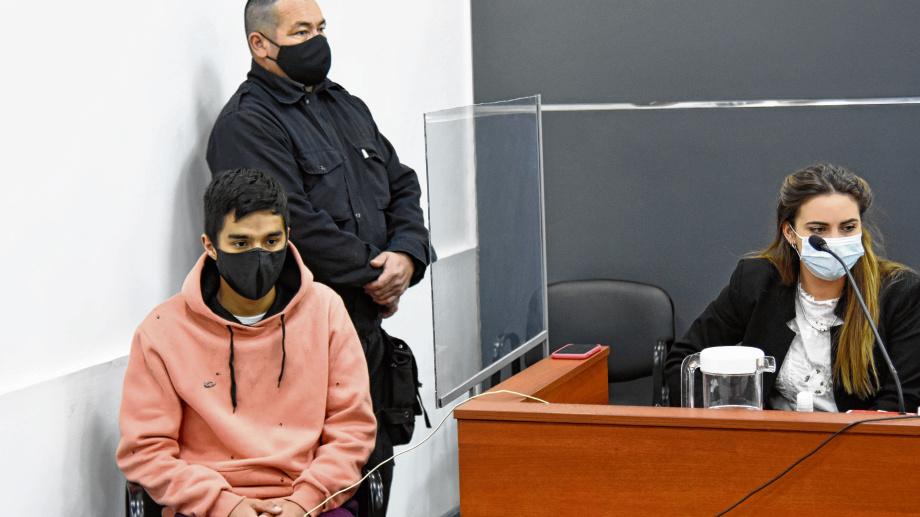 Exequiel Rebolledo seguirá con prisión preventiva.