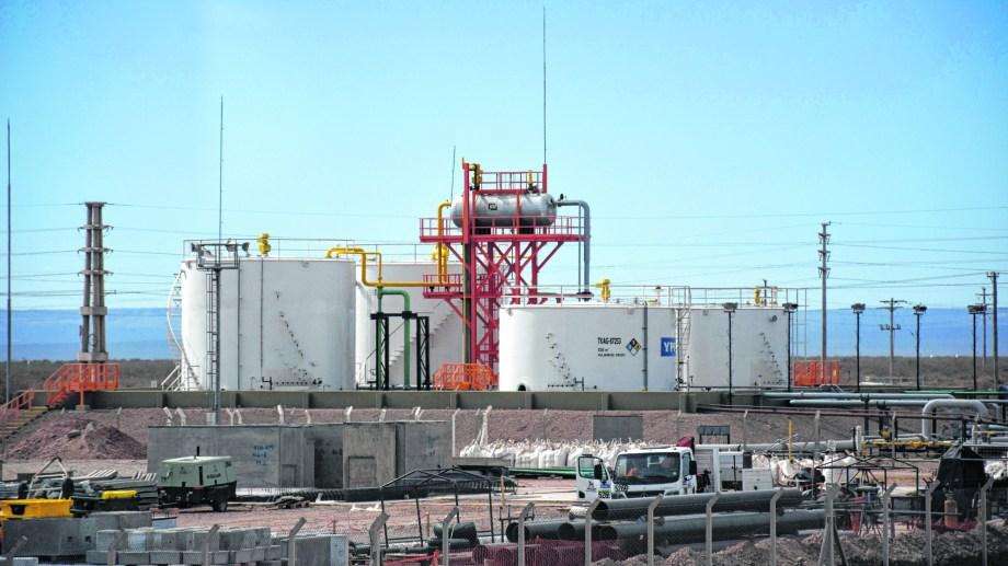 La mayor generación de los yacimientos de Vaca Muerta marcó el impulso tanto en petróleo como en gas.
