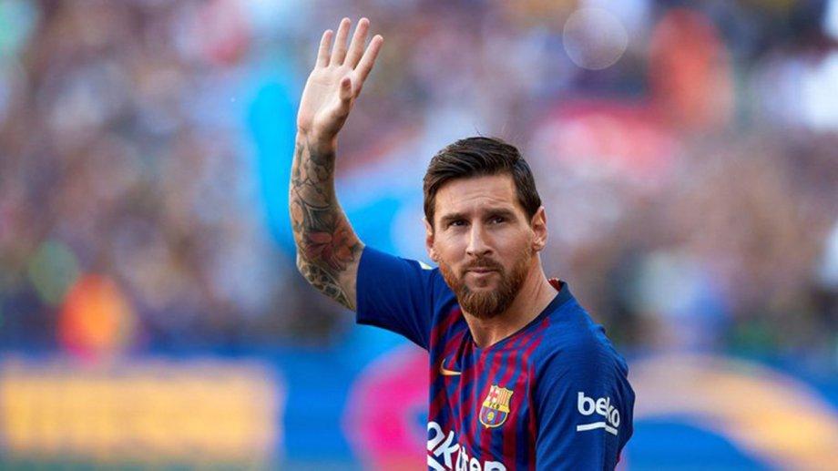 Barcelona no se baja de la pelea por Messi.
