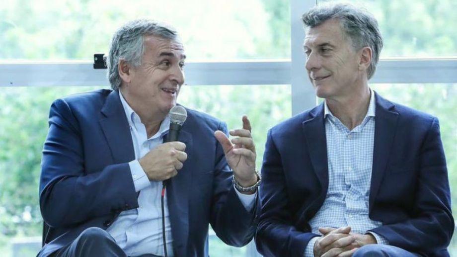 Morales defendió a Manes y criticó a Larreta.