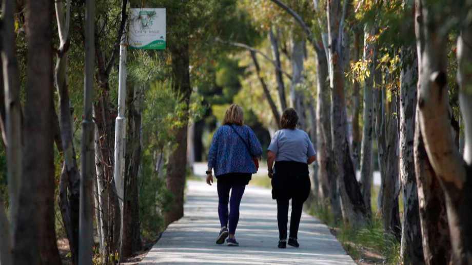 n movimiento. Recomiendan 30 minutos de actividad física, como caminatas rápidas como mínimo cada día. Foto: Archivo Juan Thomes