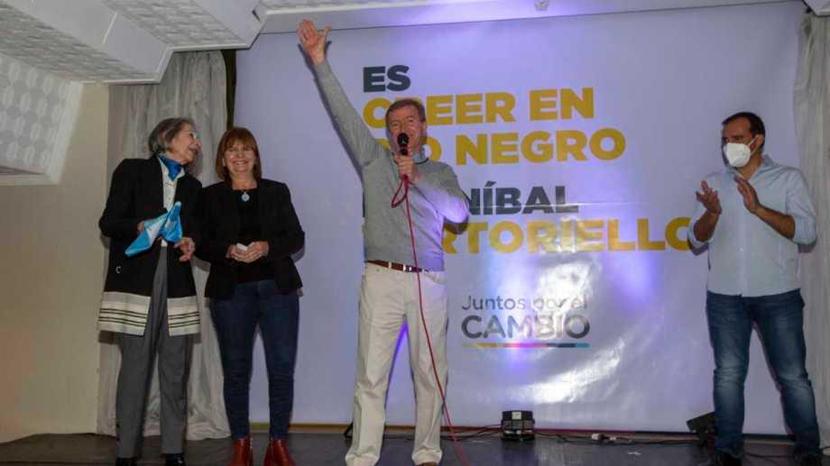 El principal candidato de JxC en Río Negro adelantó que tiene deseos de volver a competir en las elecciones por la intendencia. Foto: Juan Thomes