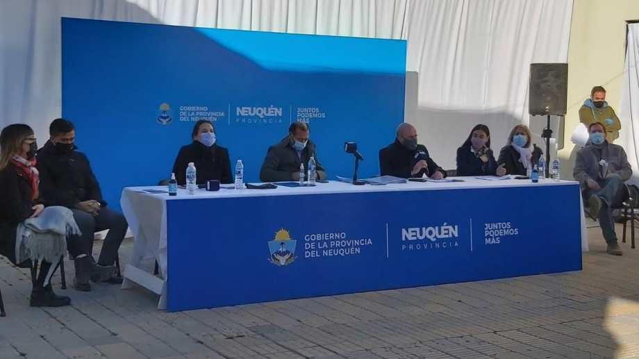 La Provincia describió los programas y acciones que hay para promover el empleo joven en Neuquén. Foto: Gentileza