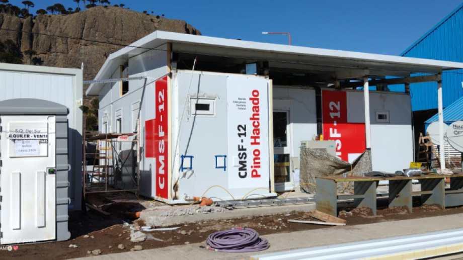 Las autoridades chilenas mostraron interés en que Pino Hachado sea el primero en abrirse. (Archivo).-