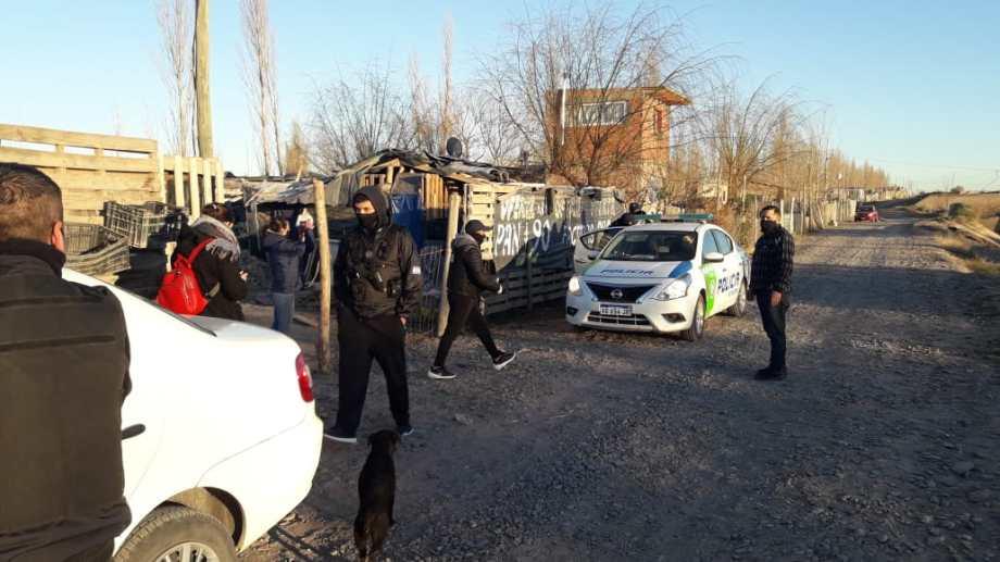 El miércoles pasado detuvieron al acusado. Foto Gentileza.
