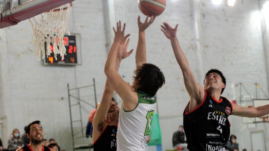 Biguá y Centro Español definirán al otro finalista en el tercer juego de la serie. (Foto: AguanteNeuquén)