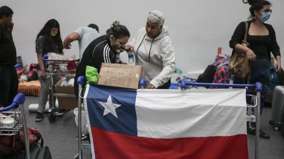 Más de 13 millones de adultos y adolescentes han sido vacunados en Chile.