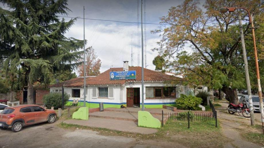 Desde la comisaría de La Matanza se contactaron con la familia del chico.