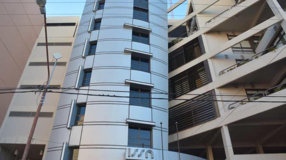 La sede central del ISSN. Foto: Yamil Regules