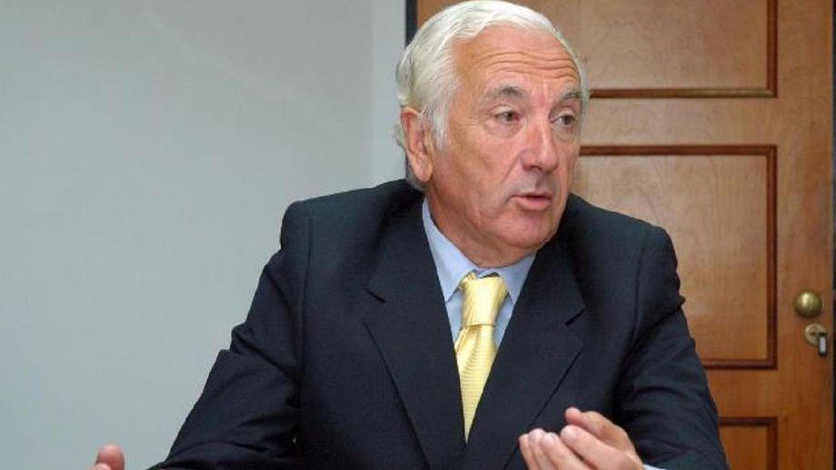 Luis Lutz integró el máximo tribunal rionegrino durante 12 años. Archivo