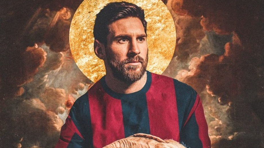 La noticia de la salida del jugador conmovió al mundo del fútbol.-