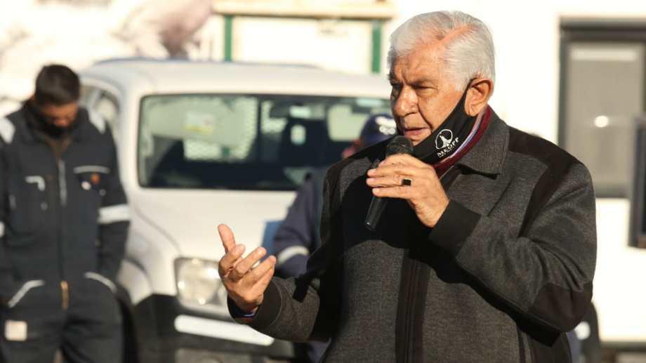 El dirigente petrolero, Guillermo Pereyra. Foto: Archivo
