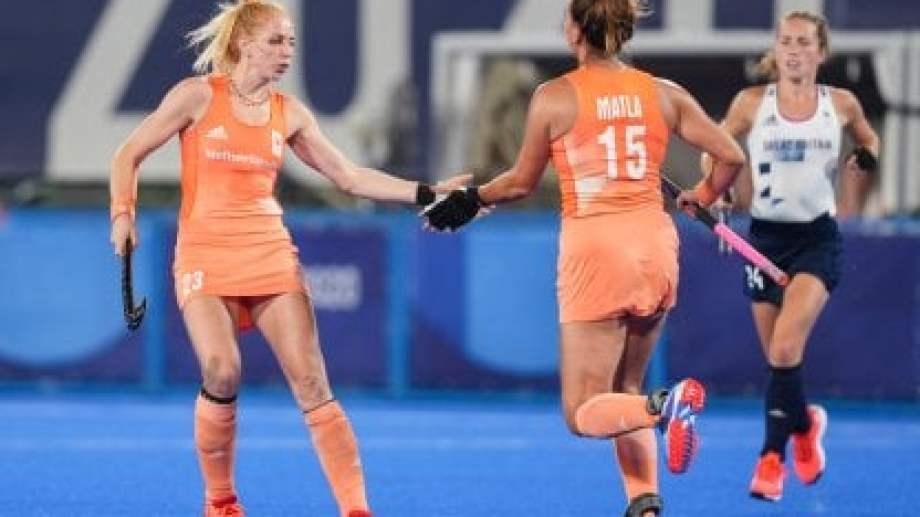 Las Leonas juegan por el oro en la final olímpica de hockey femenino.