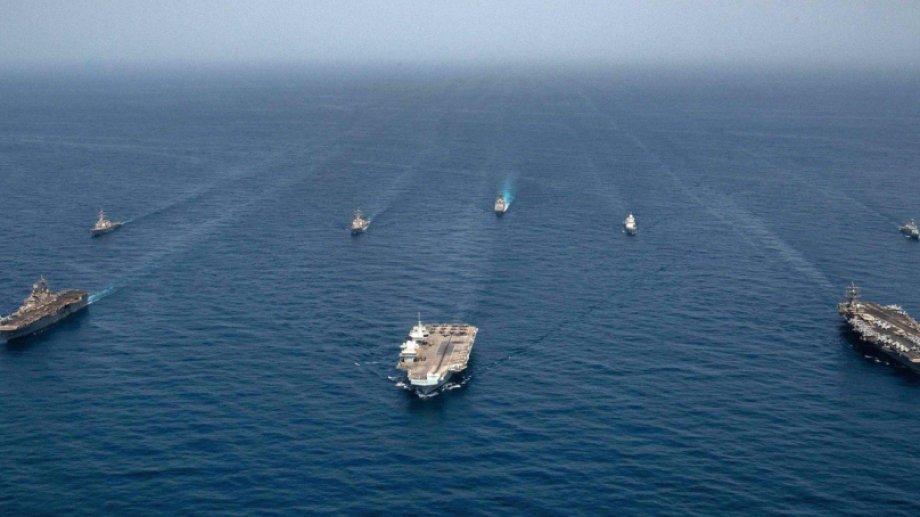 """Estados Unidos """"está convencido de que Irán llevó a cabo el ataque mortal"""", dijo el secretario de Estado, Anthony Blinken."""