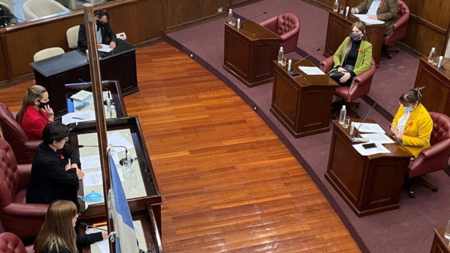 San Luis sancionó ley de gestión menstrual sostenible. Es la segunda provincia en tener una ley de este tipo.