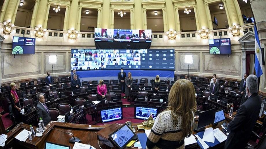 Venció hace una semana la última extensión del período de reuniones parlamentarias por videoconferencia.