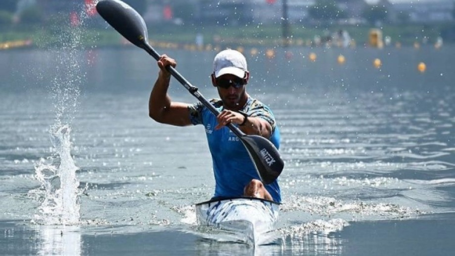 Agustín Vernice competirá este lunes desde las 22 de nuestro país.