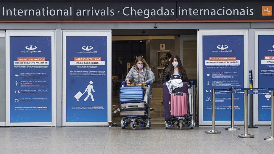 Mañana se habilitará la apertura formal de las fronteras para turistas provenientes de países limítrofes.